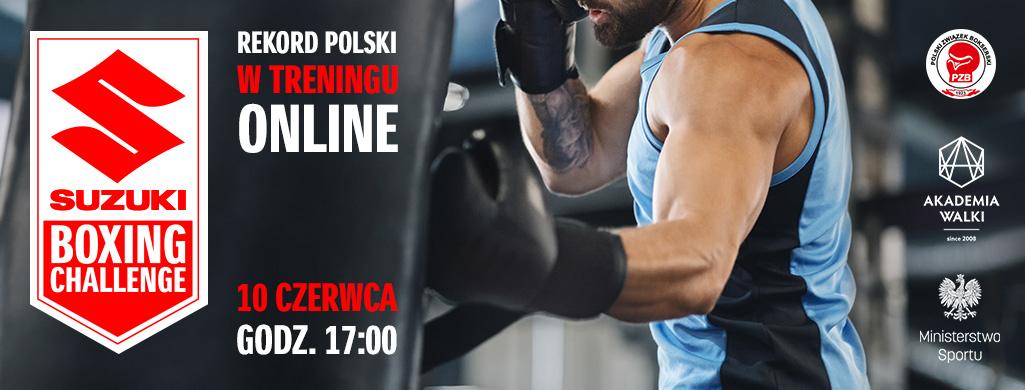 Suzuki Boxing Challenge